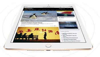 Apple iPad Air 2 Wi-Fi + LTE 128GB Gold (MH332, MH1G2) - ITMag