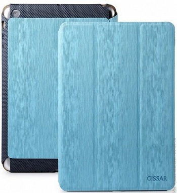 Чехол Gissar Wave for iPad Mini Blue - ITMag