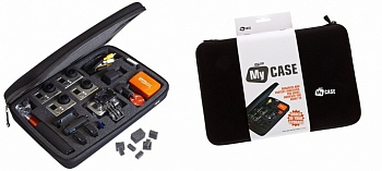 SP MyCase Large GoPro Edition (Black) - ITMag