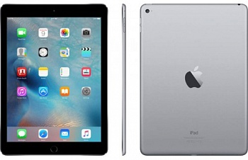 Apple iPad Air 2 Wi-Fi 32GB Space Gray (MNV22) - ITMag