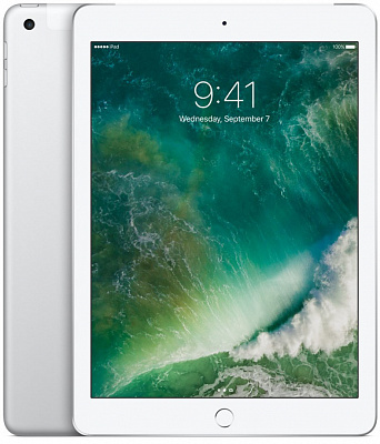 Apple iPad 2018 32GB Wi-Fi + Cellular Silver (MR6P2) - ITMag