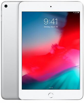 Apple iPad mini 5 Wi-Fi 64GB Silver (MUQX2) - ITMag