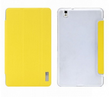 Чехол (книжка) Rock Elegant Series для Samsung Galaxy Tab Pro 8.4 T320/T321 (Желтый / Yellow) - ITMag