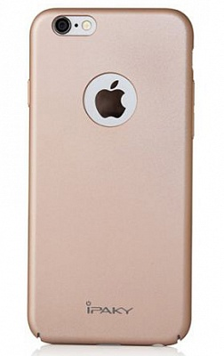"Чехол iPaky Metal Plating Series для Apple iPhone 6/6s (4.7"") (Rose Gold) - ITMag"