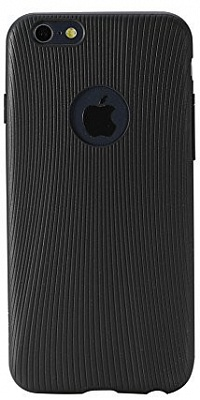 "TPU чехол Rock Melody Series для Apple iPhone 6/6S (4.7"") (Черный / Black) - ITMag"