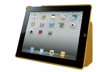 Ozaki iCoat Notebook Yellow for iPad 4/iPad 3/iPad 2 (IC510YL) - ITMag