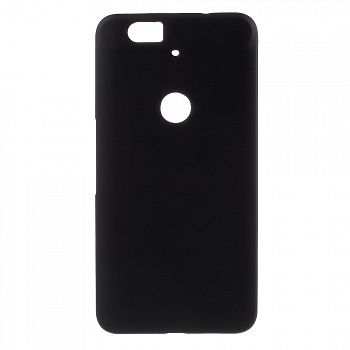 Чехол EGGO Rubberized Plastic для Huawei Nexus 6P (Черный/Black) - ITMag