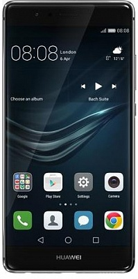 HUAWEI P9 32GB Single Sim EVA-L09 (Titanium Grey) - ITMag