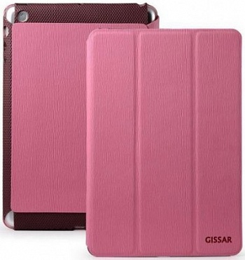 Чехол Gissar Wave for iPad Mini Pink - ITMag