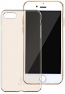 Чехол Baseus Simple Series Case (Clear) For iPhone7 Transparent Gold (ARAPIPH7-B0V) - ITMag
