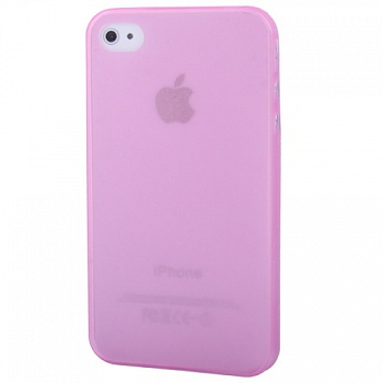 Чехол Verus 0.3mm Ultra Thin case для iPhone 5/5S Pink - ITMag