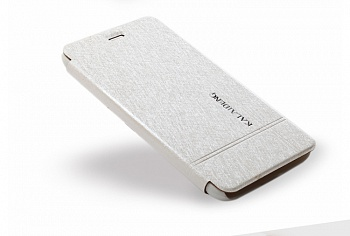Чехол KLD Iceland Series Leather Flip Case for Meizu MX3 White - ITMag