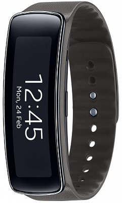 Samsung Gear Fit (Mocha Grey) - ITMag