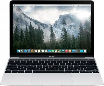 "Apple MacBook 12"" Silver (MF865) 2015 UA UCRF - ITMag"