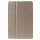 Чехол EGGO Tri-fold Stand Pattern Leather Case for Lenovo IdeaTab A7600 (Золотой) - ITMag