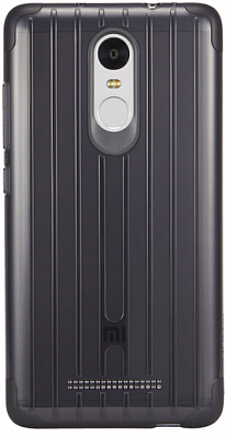Xiaomi Silicon Case Non-slip for Redmi Note 3 Black 1154800029 - ITMag