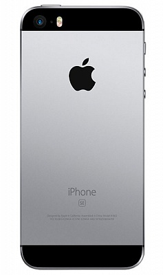 Apple iPhone SE 16GB Space Gray UA UCRF - ITMag