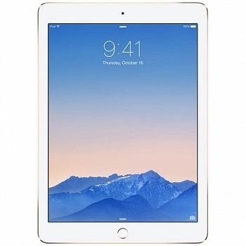 Apple iPad Air 2 Wi-Fi 16GB Gold (MH0W2) (Factory Refurbished) - ITMag