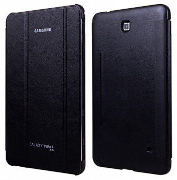 Чехол Samsung Book Cover для Galaxy Tab 4 8.0 T330/T331 Black - ITMag