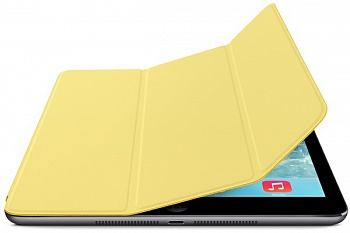 Apple iPad Air Smart Cover - Yellow (MF057) - ITMag