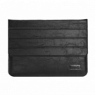 Чехол OATSBASF Genuine Leather для Macbook Air/Pro 13.3 (Black/Черный) - ITMag