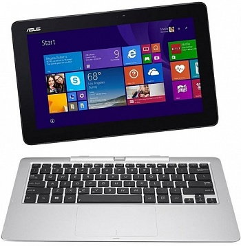 ASUS Transformer Book T200TA (T200TA-B1-BL) Dark Blue - ITMag