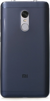 Xiaomi Soft Case for Redmi Note 4X Blue - ITMag