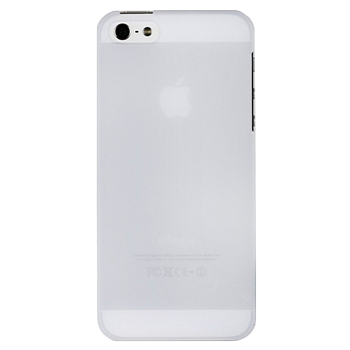 Чехол Verus 0.3mm Ultra Thin case для iPhone 5/5S White - ITMag