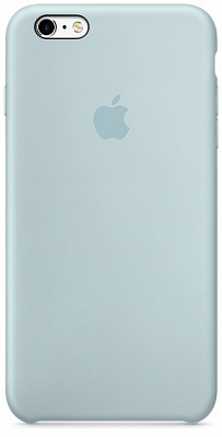 Apple iPhone 6s Plus Silicone Case - Turquoise MLD12 - ITMag