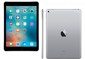 Apple iPad Pro 9.7 Wi-FI + Cellular 32GB Space Gray (MLPW2) - ITMag