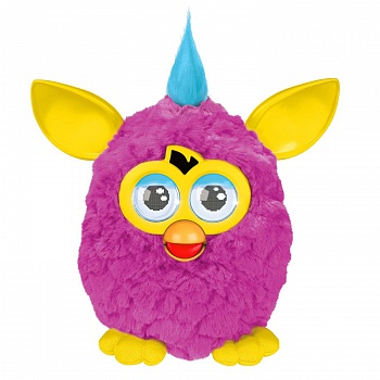 Игрушка Furby Plush, Pink/Yellow - ITMag