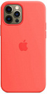 Apple iPhone 12/12 Pro Silicone Case with MagSafe - Pink Citrus (MHL03) Copy - ITMag