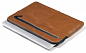 "DECODED Basic Sleeve for Macbook 15,6"" Brown (D3SZ15BN) - ITMag, фото 4"