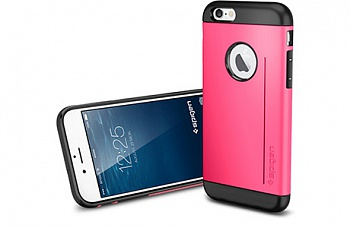 "Чехол SGP Case Slim Armor S Series Azalea Pink for iPhone 6/6S (4.7"") (SGP10962) - ITMag"