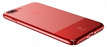 Чехол Baseus Luminary Case For iPhone 7 Plus Red (WIAPIPH7P-MY09) - ITMag