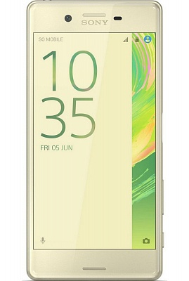 Sony Xperia X Dual F5122 (Lime Gold) UA UCRF - ITMag