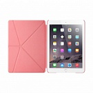 LAUT Origami Trifolio for iPad Air 2 Pink (LAUT_IPA2_TF_P) - ITMag