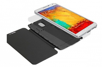 Чехол (книжка) Rock DR.V Series для Samsung N9000/N9002 Galaxy Note 3 (Черный / Black) - ITMag