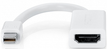 Переходник Apple mini DisplayPort to HDMI - ITMag