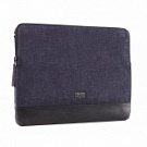 Чехол Decoded Denim Slim Sleeve with Zipper for MacBook 12 (DA4SS12BKDM) - ITMag