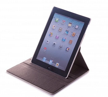 Чехол EGGO Smart Folio Series для iPad3/iPad2 (white) - ITMag