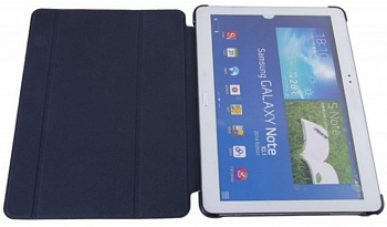 Чехол Samsung Book Cover для Galaxy Note 2014 Edition P6000/P6010/P605 Dark Blue - ITMag