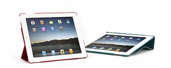 Чехол Griffin IntelliCase for iPad 2, iPad 3, & iPad (4th gen.) Red - ITMag