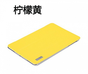 Чехол (книжка) Rock Elegant Series для Apple IPAD mini (RETINA) (Желтый / Yellow) - ITMag