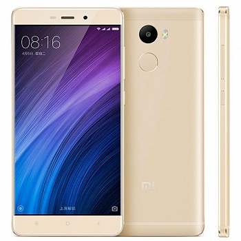 Xiaomi Redmi 4 2/16GB (Gold) - ITMag