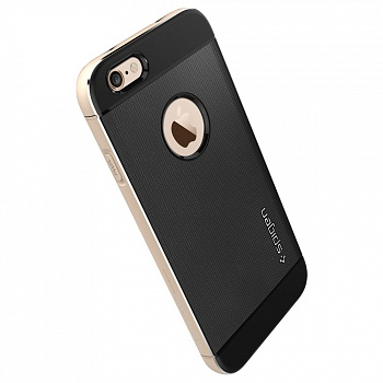 "Чехол SGP Case Neo Hybrid Metal Champagne Gold for iPhone 6/6S (4.7"") (SGP11038) - ITMag"