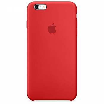 Apple iPhone 6s Silicone Case - (PRODUCT)RED MKY32 - ITMag