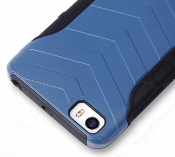 Xiaomi Protective Shell for Mi5 Blue (1160800002) - ITMag