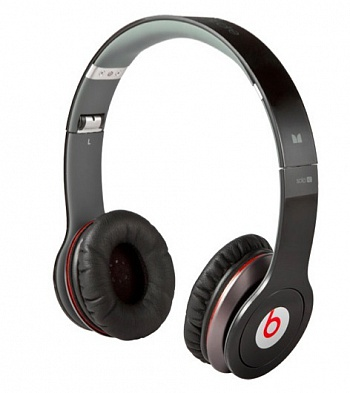 Monster Beats by Dr. Dre Solo HD Black Original - ITMag