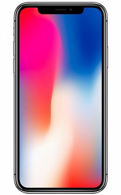 Apple iPhone X 64GB Space Gray (MQAC2) - ITMag